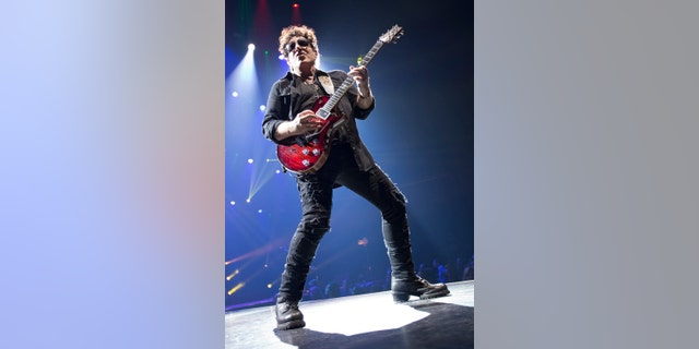 Founder and guitarist Neal Schon of the band Journey is seen at Prudential Center on June 15, 2018.