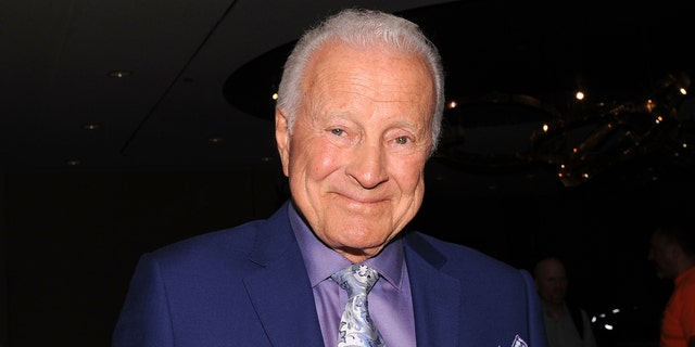 Lyle Waggoner. (Photo by Bobby Bank/Getty Images)