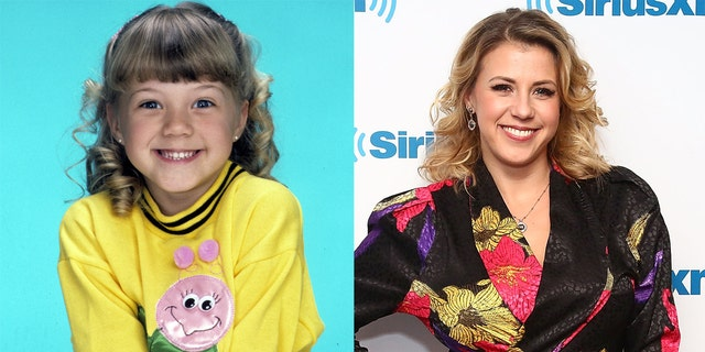 Jodie Sweetin rose to fame through her role as Stephanie Tanner on 'Full House.'