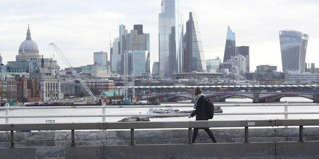 Coronavirus: UK advises citizens against 'non-essential' foreign travel