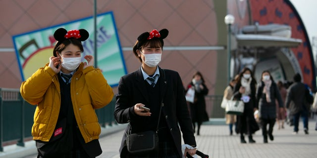 Disney, Universal Studios shutting USA theme parks over coronavirus