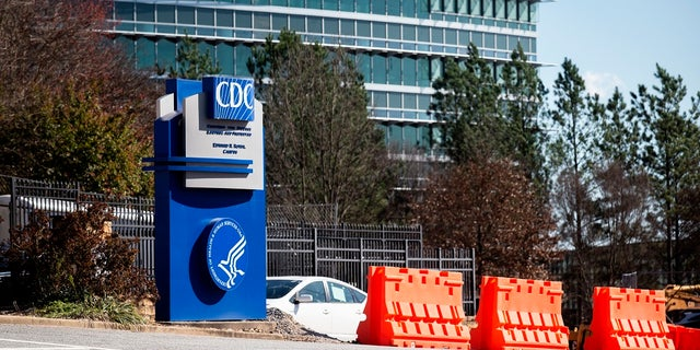 The headquarters for Centers for Disease Control and Prevention in Atlanta, Georgia.  (AP Photo/ Ron Harris)