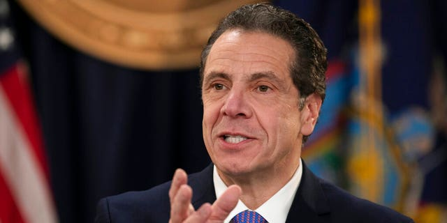 Cuomo sent the National Guard into the New York City suburb, New Rochelle, to help fight what is believed to be the nation's biggest cluster of coronavirus cases, one of the most dramatic actions yet to control the outbreak in the U.S.