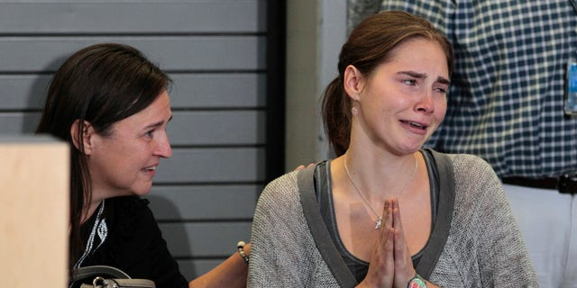FILE --  Amanda Knox. (AP Photo/Ted S. Warren)