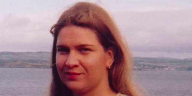 """Annie Borjesson, 30, was found face down and fully clothed on Prestwick Beach near Glasgow Prestwick Airport on Dec. 4, 2005. Her death has been classified as """"secret"""" by the Swedish government."""