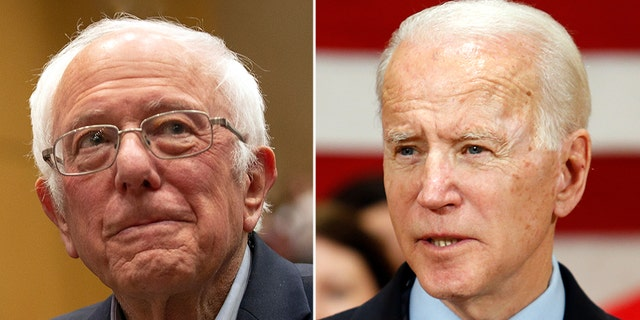 Democratic voters will head to the polls for the first time Tuesday after seeing Sanders and Biden go head-to-head in a debate.