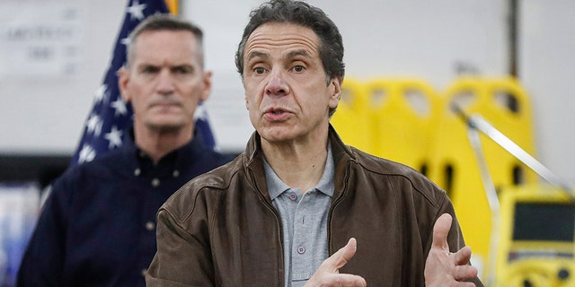 Cuomo orders flags at half-mast as coronavirus deaths increase by record 779