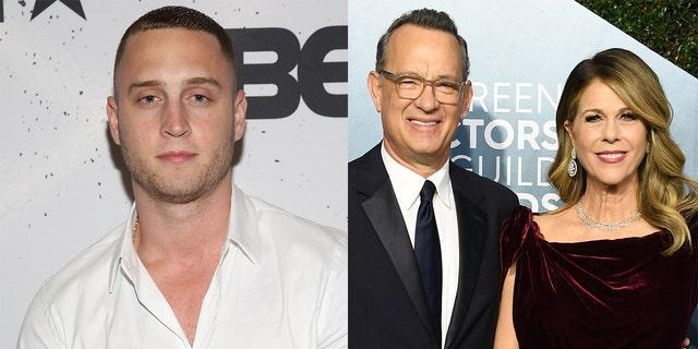 Chet Hanks is the son of Tom Hanks and Rita Wilson.