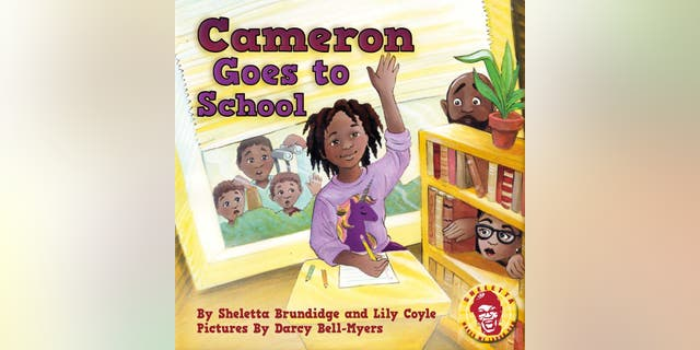 Sheletta Brundidge wrote a children's book about her daughter, Cameron, a first-grader who is diagnosed with autism.