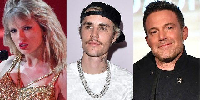 Swift, Bieber and Affleck are among those in Hollywood urging their fans to stay inside amid the COVID-19 outbreak.