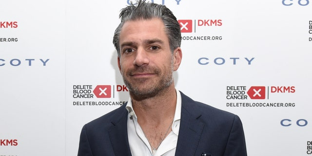 Christian Carino. (Photo by Vivien Killilea/Getty Images for Delete Blood Cancer DKMS)