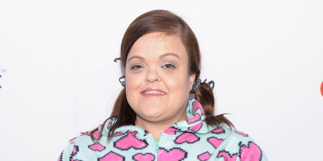 "Christy McGinty, star of ""Little Women: LA."" (Photo by Michael Tullberg/Getty Images)"