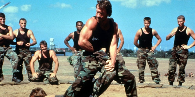 Chuck Norris starred in two 'Delta Force' movies.