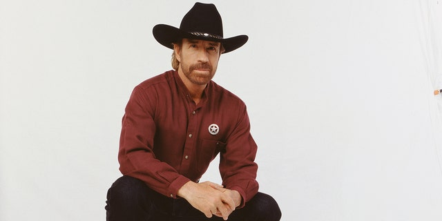 Chuck Norris starred in 'Walker, Texas Ranger' for more than a decade.