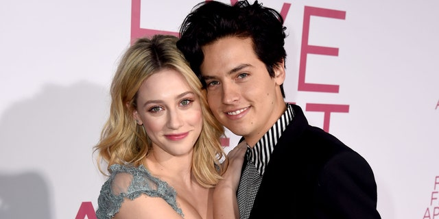 Cole Sprouse and Lili Reinhart co-star in 'Riverdale.' (Photo by Kevin Winter/Getty Images)
