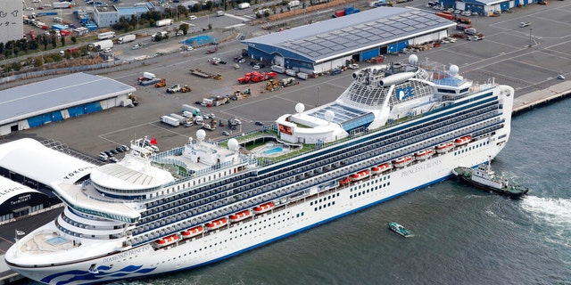 Cruise ships ordered out of Aussie waters