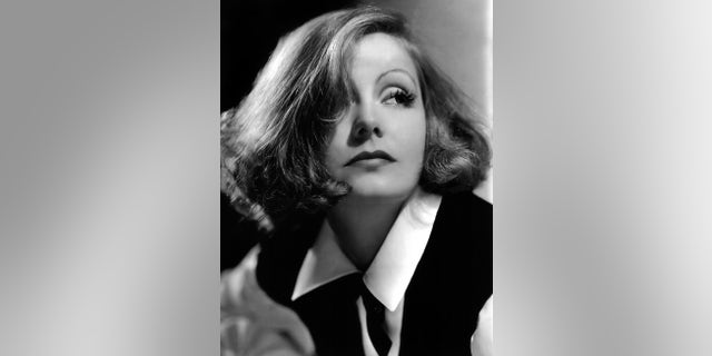 """Actress Greta Garbo poses for a publicity photo for the MGM movie """"As You Desire Me"""" which was released in 1932."""