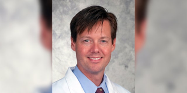 Westlake Legal Group Dr-Cory-Edgar-UConn-Health Coronavirus scare as doctor arrested, charged with coughing on nurses Robert Gearty fox-news/us/us-regions/northeast/connecticut fox-news/health/infectious-disease/coronavirus fox news fnc/us fnc article 584480bb-069a-502a-b998-b9724ff49334