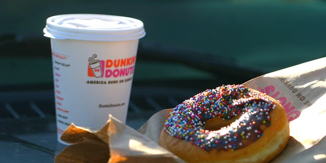 "Dunkin' is ready to roll out its ""holiday"" seasonal menu with flavors traditionally associated with winter and Christmastime on Nov. 4. (iStock)"