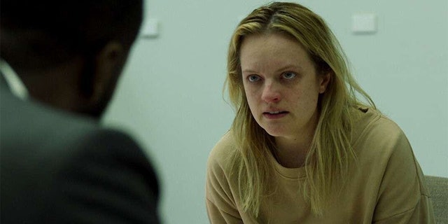 Elizabeth Moss in 'The Invisible Man.'