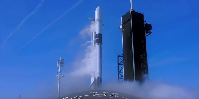 SpaceX aborts rocket launch after countdown