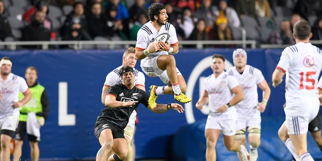 USA Rugby was forced to file for bankruptcy. (Photo by Robin Alam/Icon Sportswire via Getty Images)