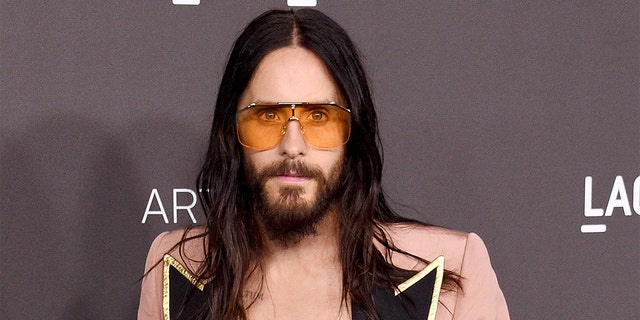 Jared Leto reveals near-death experience while rock climbing