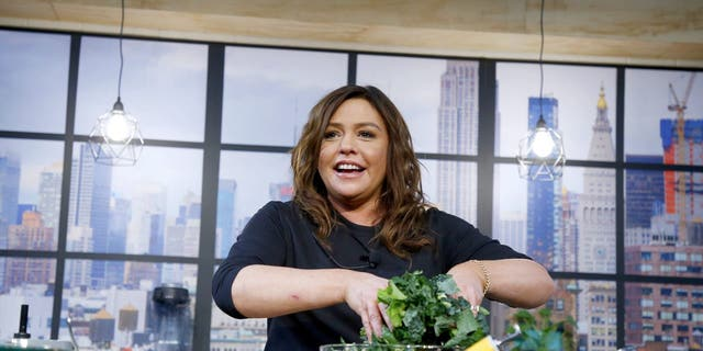 Chef Rachael Ray was among the celebrity chefs offering advice how to cook during a quarantine.