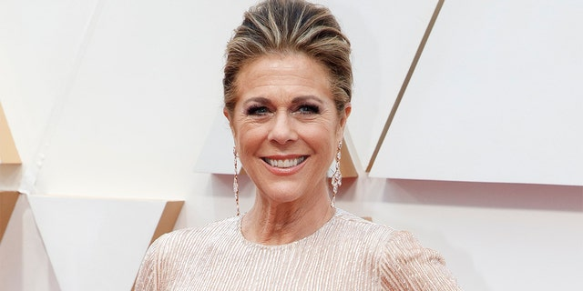 Rita Wilson rapped along to Naughty by Nature in a fun video she shared while in coronavirus quarantine.