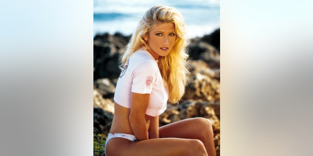 Actress Brande Roderick as Leigh Dyer in 'Baywatch Hawaii.'