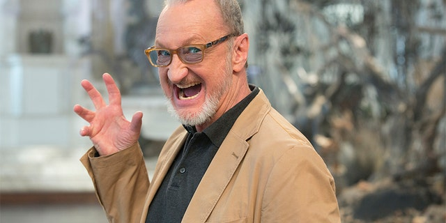 Robert Englund says he's proud of his horror movie icon status.