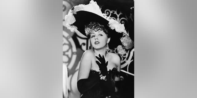 Suzy Delair circa 1947.