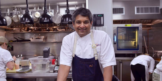 Chef Floyd Cardoz died from complications due to coronavirus in late March.