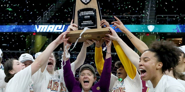 The Chippewas were champions in 2018. (Photo by Frank Jansky/Icon Sportswire via Getty Images)