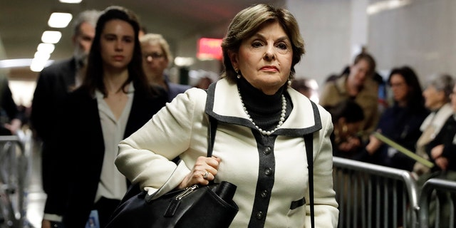 Attorney Gloria Allred said she was pleased with the sentencing of Harvey Weinstein.