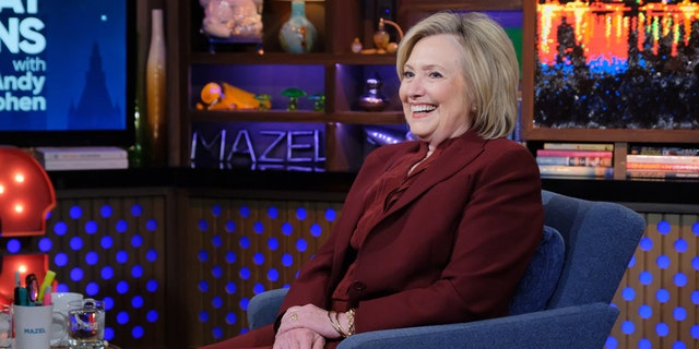 Hillary Clinton appeared on 'Watch What Happens Live with Andy Cohen.'