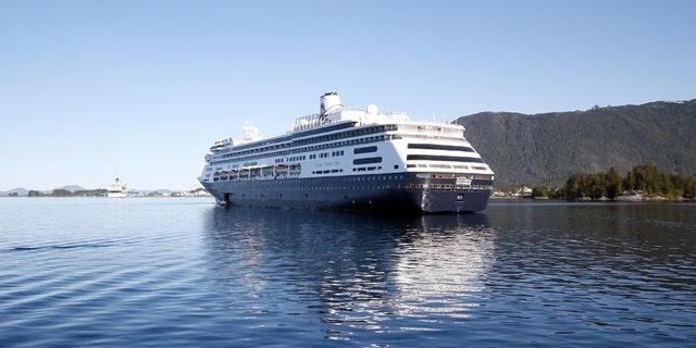 The Zaandam, seen here during an earlier voyage, is currently sailing toward Fort Lauderdale, Fla., with at least 42 guests and crew members experiencing influenza-like symptoms.