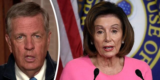 Brit Hume calls Nancy Pelosi's coronavirus briefing 'nerve-wracking': She's 'not always coherent'