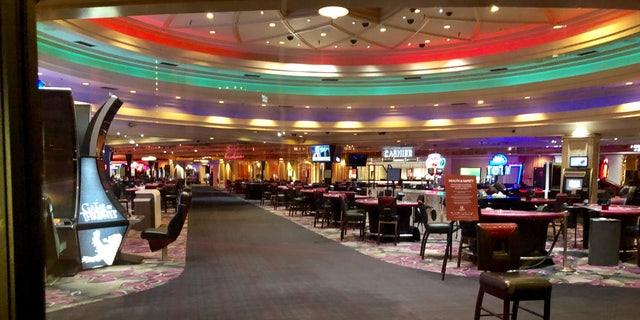 All casinos on the Vegas Strip have been shut down to help slow the spread of COVID-19.