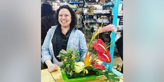 Studio florist Krissy DeGroot of Philadelphia saw a majority of her work for weddings, restaurants, and hotels virtually vanish over the course of three days after the coronavirus outbreak reached pandemic status.