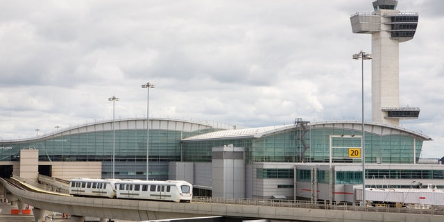 Coronavirus briefly halts flights to New York