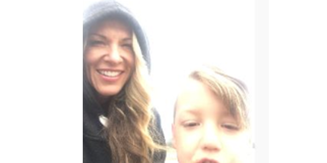 """FBI released this photo of """"cult"""" mom Lori Vallow and her 7-year-old son JJ, taken at Yellowstone National Park on Sept. 8. JJ has been missing since Sept. 23, according to Idaho police"""