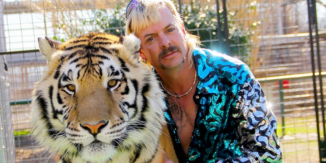 Joe Exotic is the main subject of Netflix's hit docuseries, 'Tiger King.'