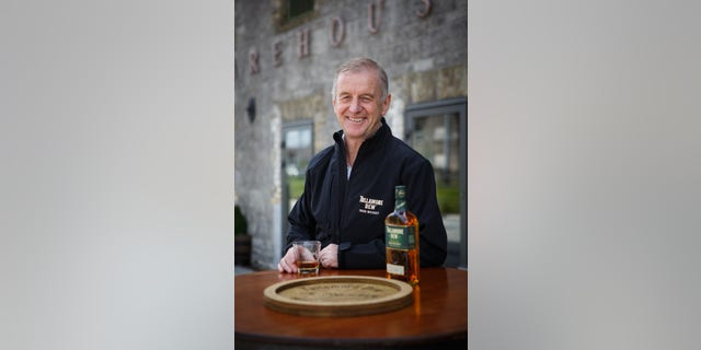 """John Quinn, the global brand ambassador of <a data-cke-saved-href=""""https://www.tullamoredew.com/en-gb/"""" href=""""https://www.tullamoredew.com/en-gb/"""">Tullamore D.E.W.</a> and vice chair of the Irish Whiskey Association, added that pubs weren't always open in Ireland on March 17."""