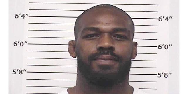MMA fighter Jon 'Bones' Jones arrested for DWI, gun charge
