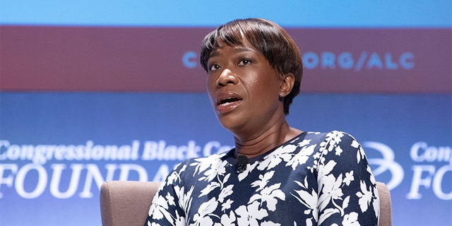 MSNBC's Joy Reid has been promoted to the 7 p.m. weeknight spot. (Photo by Earl Gibson III/Getty Images)