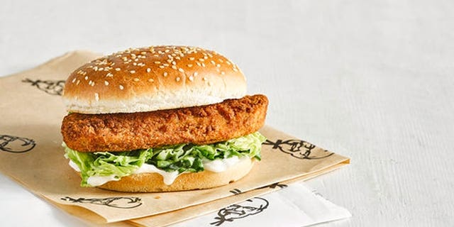 The Original Recipe Vegan Burger, made with a Quorn filet, was added to KFC U.K. and Ireland's permanent menu in Dec. 2019.