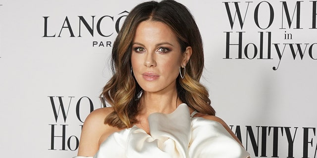 Kate Beckinsale. (Photo by Presley Ann/Getty Images)