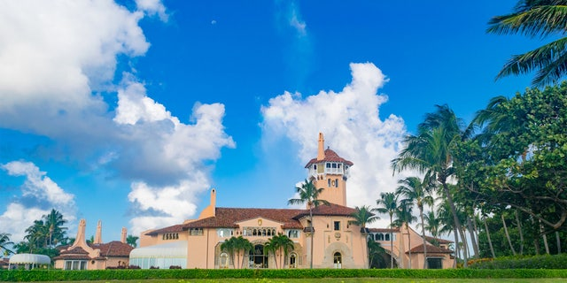 Mar-a-Lago, a members-only club and National Historic Landmark in Palm Beach, Florida is the frequent residence of Donald Trump. The club reportedly closed as the Trump Organization laid off staff at other Trump properties amid the coronavirus pandemic.