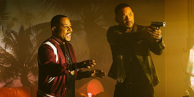 Martin Lawrence and Will Smith in 'Bad Boys for Life.'